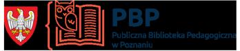 Publiczna Biblioteka Pedagogiczna w Poznaniu logo